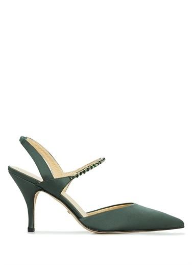 Beymen Collection Abiye Ayakkabı Haki